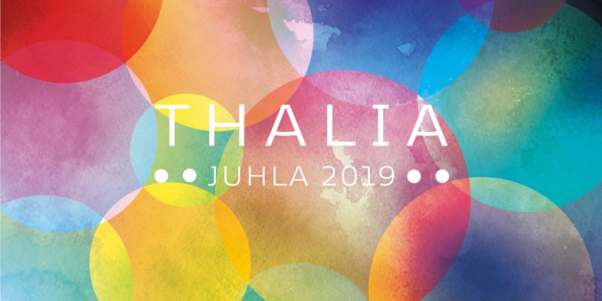 Thalia-juhla 2019